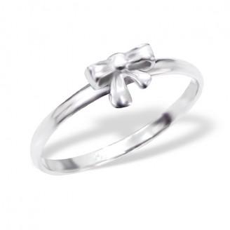 """Stříbrný prsten """"Mašle Minnie"""". Ag 925/1000"""
